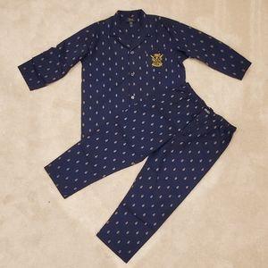 Polo Ralph Lauren Royal Crest Nightsuit set